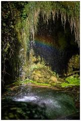 Sant Miquel del Fai (ROBERT_TORRES) Tags: barcelona colors canon photo salt natura 7d vic catalunya riu flors paisatge osona monestir muntanyes abadia daigua santmiqueldelfai