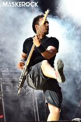 Juantxo Skalari # Viña Rock 2014