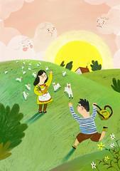 happy mother's day (Beeii) Tags: art illustration illustrator  illustrate