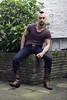 jeansguy_3129 (picman1108) Tags: man male boots crotch jeans sendra