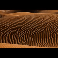 Sandy Abstraction (TARIQ-M) Tags: pictures texture sahara lens landscape photo sand waves pattern desert image photos ripple patterns dunes picture wave images ripples riyadh saudiarabia canoneos5d canonef100400mmf4556lisusm canonef1635mmf28liiusm dahna iphoneography tariqm instagramapp uploaded:by=instagram aldahna tariqalmutlaq kingofdesert canoneos5dmarkiifullframe canoneos5dmarkiifulilframe