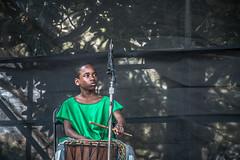 Keeping the Beat. 2014 Congo Square New World Rhythms Festival. (Tha Faatha) Tags: louisiana neworleans 2014 congosquare newworldrhythmsfestival