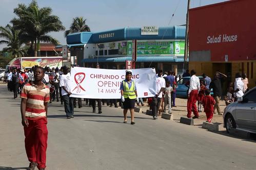 Chifundo Clinic Opening - Lusaka, Zambia