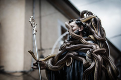 San Domenico dei Serpari (Francesco Fotia) Tags: nature saint animal canon photography italia snake religion photojournalism procession typical santo abruzzo laquila processione serpenti