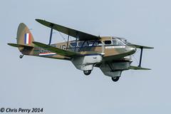 De Havilland DH89 Dragon Rapide (cjp_1954) Tags: aircraft airshow abingdon dehavilland dragonrapide dh89