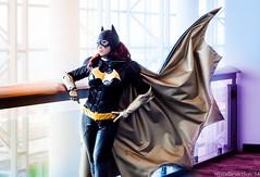 Barbara Godon Batgirl by Yaya Han C2E2 2014 DC Cosplay (WhiteDesertSun) Tags: dc costume shoot comic cosplay turbo barbara gordon convention batman cape batgirl yaya han herp derp c2e2