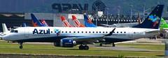 PR-AZD AZUL Linhas Areas Embraer ERJ-190AR MSN 19000271 SDU/SBRJ (...Rodrigues...) Tags: linhas azul msn embraer areas erj190ar prazd 19000271 sdusbrj