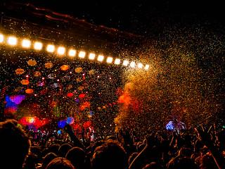 Primavera Sound 2014 (Arcade Fire)