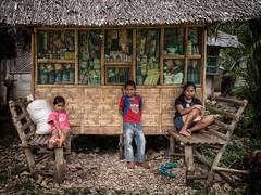 Camotes Sari Sari (karlhans) Tags: street shop children rice native small philippines flip flops sari province camotes lantai