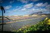 Hills... (Alessandro Vecchi) Tags: blue sea italy water clouds landscape colorful europa europe italia nuvole mare sale salt cielo sicily acqua saline sicilia paesaggio salina trapani saltevaporationpond