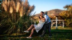 recin casados (GMH) Tags: pareja outdoor amor patio otoo casablanca juego matrimonio orton confianza ltytr1 efectoorton trashthedress macerado