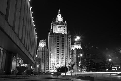 One of the Stalin's buildings /  ©  Still ePsiLoN