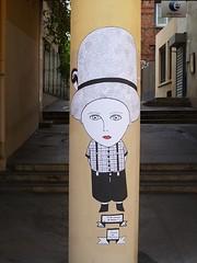 Tu te souviens de demain ? (HBA_JIJO) Tags: urban streetart paris france pasteup art collage paper wheatpaste fredlechevalier hbajijo