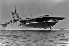 USS Leyte (CVA-32) (skyhawkpc) Tags: airplane aircraft aviation navy naval panther usnavy usn carrier grumman vf31tomcatters f9f2 cv32 ussleyte cvg3 cva32