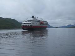 Finnmarken p vei til Trollfjorden (Arne Sund) Tags: hurtigruten trollfjorden finnmarken rnsafari