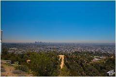 Griffith Observatory (FOXTROT|ROMEO) Tags: california park ca sky cali skyline skyscraper canon eos la los downtown angeles hollywood griffithobservatory griffith hollywoodhills kalifornien skyscrapper cli 70d eos70d eos790d