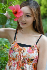DSC04120 (rickytanghkg) Tags: portrait cute girl beauty lady female asian model pretty outdoor chinese young