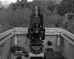 400mm f/4 SMC Takumar Astrographic Lens (Noctcaelador) Tags: film analog astrophotography pentax67 astrograph 400mmf4smctakumar