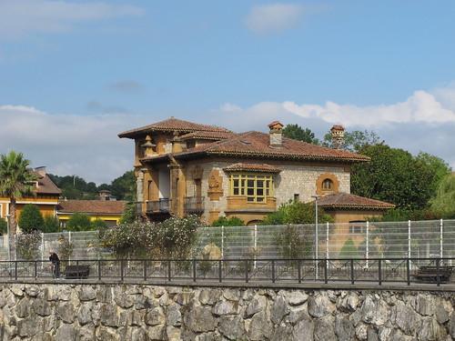 Casa indiana Villa Maria (La casa de Don Constante) pero en donde? * Cangas de Onis (Asturias)