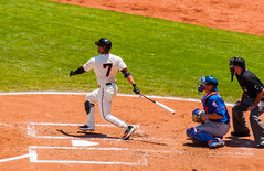 Gregor Blanco at bat (phoca2004) Tags: sanfrancisco california unitedstates sfgiants mlb nymets attpark gregorblanco