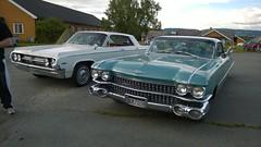 Oldsmobile og Cadillac (rossingen) Tags: cars chevrolet vw honda volvo harley bmw alfa opel levanger carmeet nasjonal amcars motordag rinnleiret motogussi levangeravisa