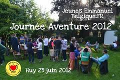 Journée Aventure 2012