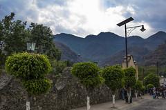a nice evening in a mexican pueblo (Carlos Garces) Tags: mexico nikon quiet rest vacations pacefull d7100