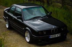 BMW E30 M technic 2 (hammoj28) Tags: 2 black sport shark euro sinister hellas evil stretch retro m diamond technic german bmw dare grille stretched kidney rs 1990 e30 offset smoked m50 diamant b25 schwarts 25i 24v 9x16 8x16 m50b25 thelowcartel