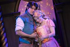 The Tales of Rapunzel (Visions Fantastic) Tags: disneyland disney rapunzel tangled theroyaltheater facecharacter flynnrider thetalesofrapunzel tangledstorytime