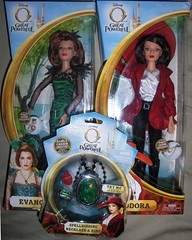 Oz the Great and Powerful Goodies (BattyCollector) Tags: toy toys doll dolls oz wizardofoz clearance toysrus haul tru findoftheday ozthegreatandpowerful evanora