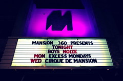 Boys Noize @ Mansion Nightclub 04.26.2014 — in Miami Beach, FL, United States.
