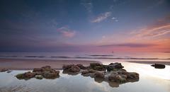 R o c k p o o l (  ) Tags: sunset rock wales coast south pools glamorgan ogmore porthcawl