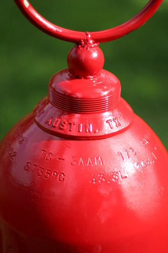 Red Ceremonial Bell