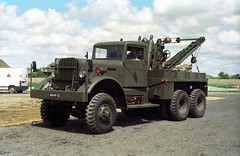 Ward LaFrance tow truck - 1955 (Ronald_H) Tags: holiday film 1955 truck years ward 70 normandy dday 1000 lafrance 2014 ab4952