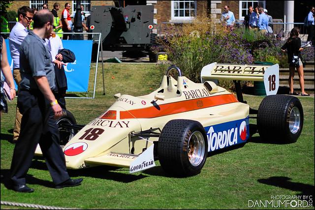1980 Arrows A6
