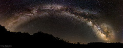 Sky full of stars (milky way panorama) (Faalma) Tags: longexposure sky panorama night way stars nikon long hungary sigma milky f28 zselic d7000 bestcapturesaoi elitegalleryaoi