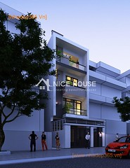 Thiết kế nhà phố tại Quảng Ninh - Mrs Thoa_02