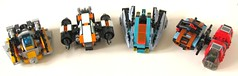 Small Starfighters group shot 01 (cjedwards47) Tags: ship lego space contest spaceship moc