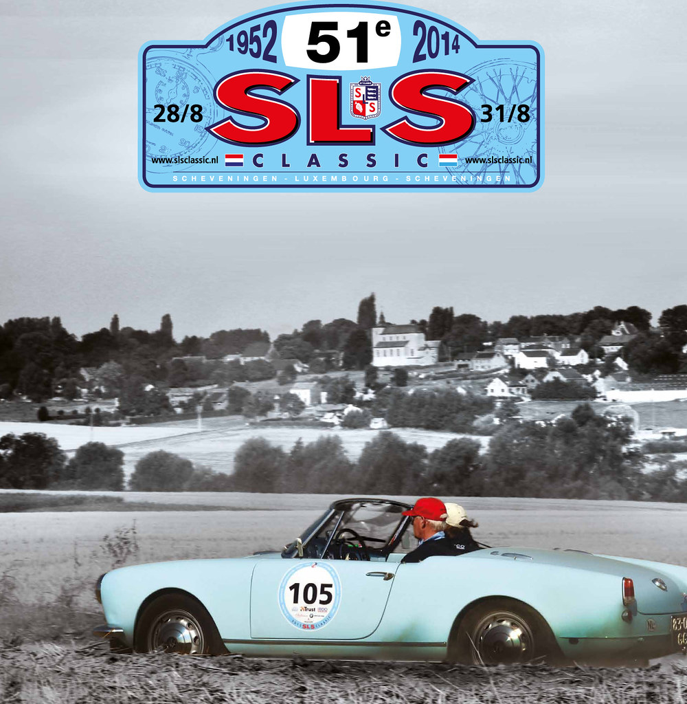 SLS classic poster uitsnede