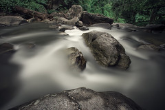 Milky (Fevzi DINTAS) Tags: longexposure travel mountain holiday tourism nature water forest river thailand photography waterfall rocks asia tour places visit tourist destination milky nationalgeographic paza140