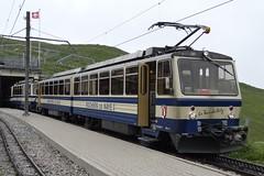GoldenPass MGN Trainset type Bhe 4/8 N 304. (Franky De Witte - Ferroequinologist) Tags: de eisenbahn railway estrada chemin fer spoorwegen ferrocarril ferro ferrovia