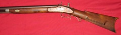 """Made By C. Thurman In Lorimor Iowa In 1885"" (ilgunmkr - Thanks for 4,000,000+ Views) Tags: antique percussion rifle iowa muzzleloader 1885 targetshooting targetrifle iowamade antiquefirearm lorimoriowa iowamadegun cthurman"