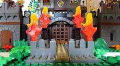 Lego Duplo Burg 01-03 (*hannes*) Tags: castle lego knight burg duplo ritter