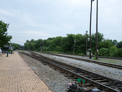 NORTHUMBERLAND TRACKS (greg volansky) Tags: old railroad station switch tracks signals northumberland rails depot engineer freight interchange cprail prr conrail sunbury pennsylvaniarailroad canadianpacificrailroad passengerstation norfolksouthernrailroad northshorerailroad cpnorrie