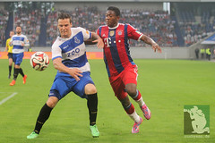 """Vorbereitungsspiel MSV Duisburg vs. FC Bayern Muenchen • <a style=""""font-size:0.8em;"""" href=""""http://www.flickr.com/photos/64442770@N03/14714996112/"""" target=""""_blank"""">View on Flickr</a>"""