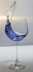 Weinglas Splash 2 (I_Schlumpf) Tags: water drops wine pentax splash dod 50 smc tat glas k5 wein tropfen spritzer