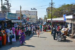 India - Tamil Nadu - Kanyakumari - Streetlife - 1