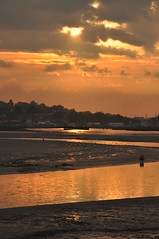 Sunset (amanda.parker377) Tags: sunset essex barge heybridgebasin riverblackwater
