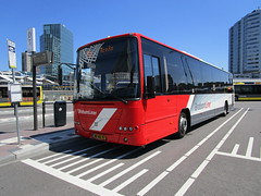 Veolia bus 5883 Utrecht CS (Arthur-A) Tags: bus netherlands buses volvo utrecht nederland autobus brabant noordbrabant bussen veolia brabantliner