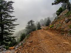 eltek (zavlak) Tags: road fog canon turkey trkiye powershot sis plato yol alanya hs yayla stabilize akda eltek sx50